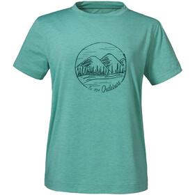 Schöffel Lissabon T-Shirt À Manches Courtes Femme, wasabi